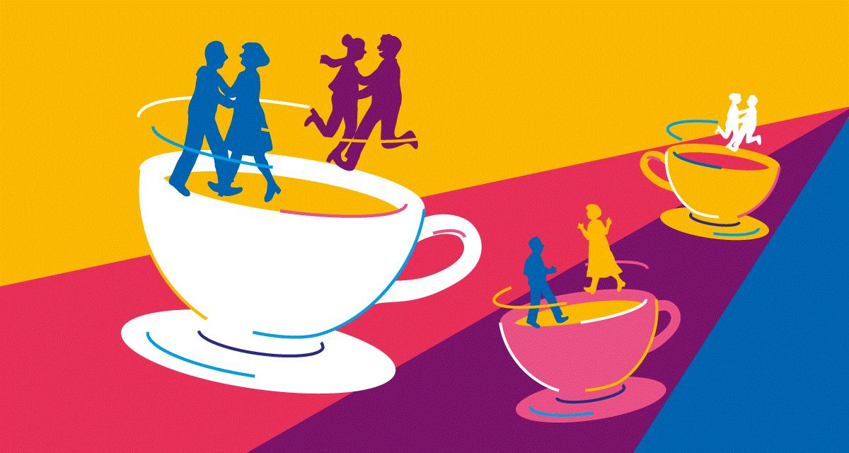 thés dansants